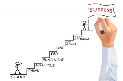 成功の階段