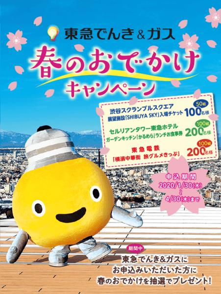 東急キャンペーン