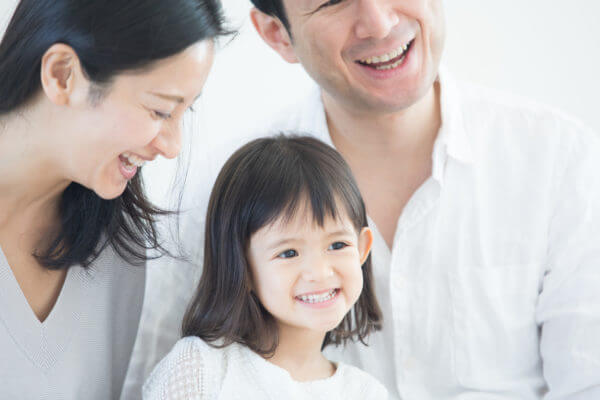 3人家族イメージ