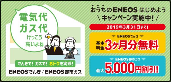 ENEOSキャンペーン